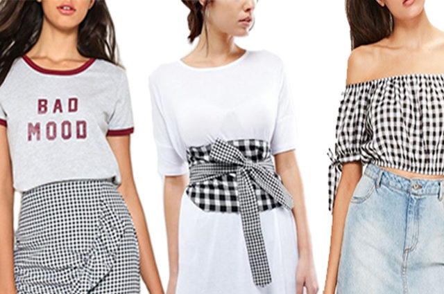 Trend Report: Gingham - relmstyle