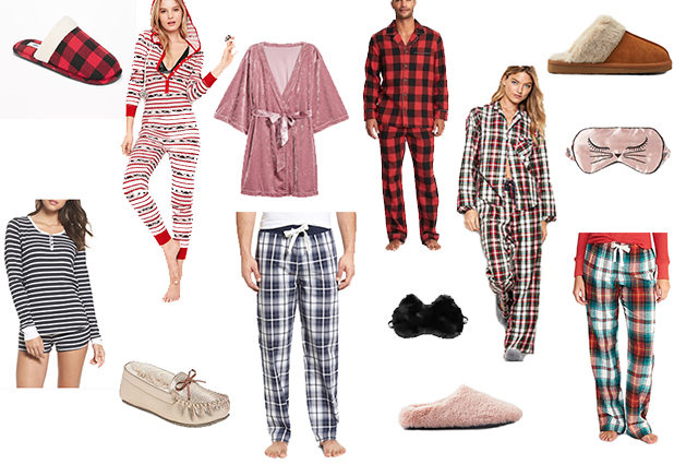 Pajamas Gift Guide - relmstyle