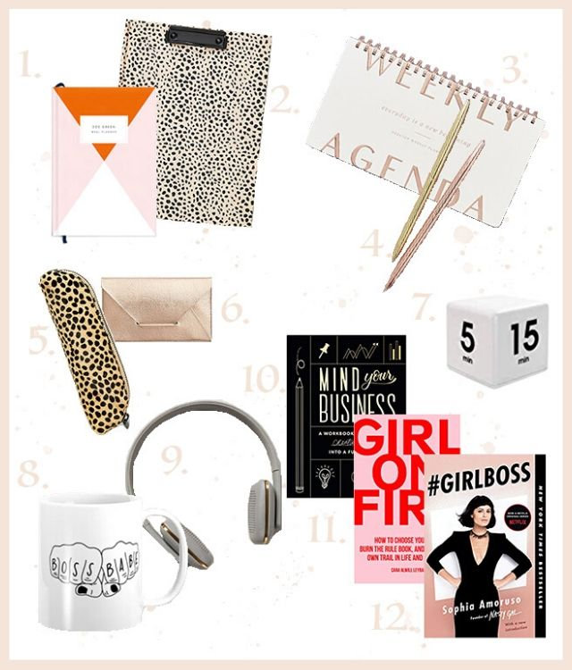 Gift Guide Boss Babe Relmstyle